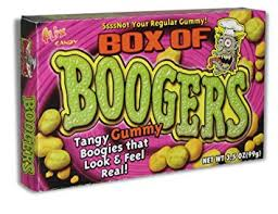 box the booger