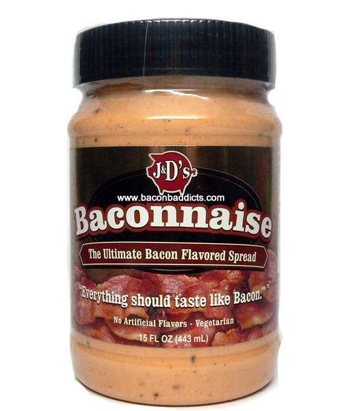 mayonesa de bacon