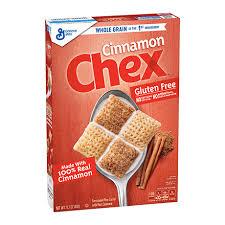 Chex cinnamon