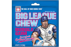 big league chicle algodón de azúcar