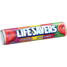 lifesavers, chimos