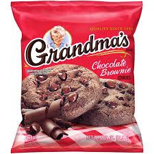 cookie de brownie