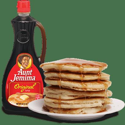 Haz tortitas con la Tía Jemima