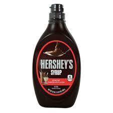 sirope chocolate hershey's