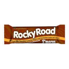 rocky road, smores