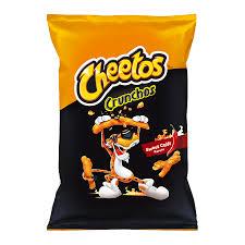 cheetos sweet chilli