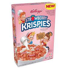 krispies fresa