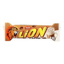 lion latte, 40gr