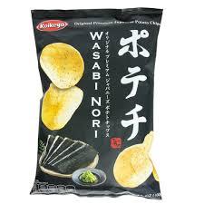 patatas wasabi nori