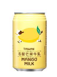 leche de mango