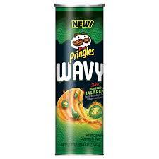 pringles wavy jalapeño