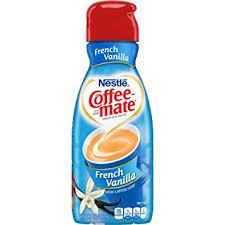 coffe mate vainilla