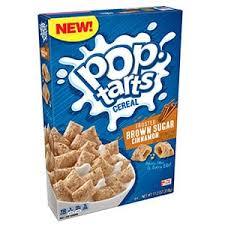 cereales pop tarts canela