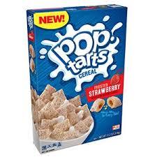 cereales pop tarts fresa