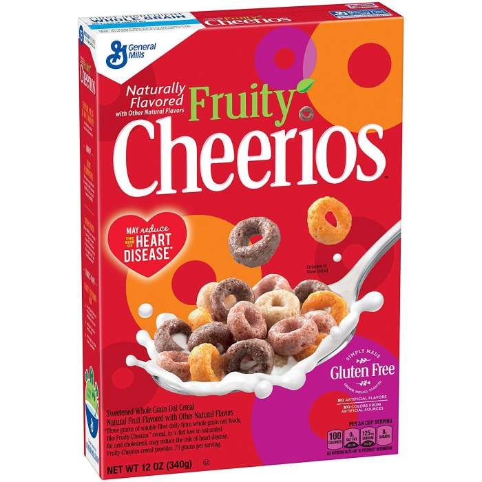 cheerios fruity