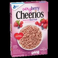 cheerios very berry