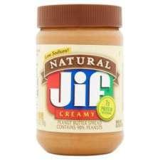 mantequilla de cacahuete natural