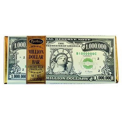million dolar chocolate