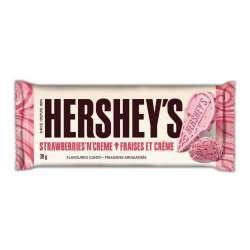 ¡Nuevos sabores de chocolate Herhey's! Edición limitada de chocolate Hershey's con tres sabores, crema de fresas con nata, crema de Birthday Cake y Crema de menta con stracciatella