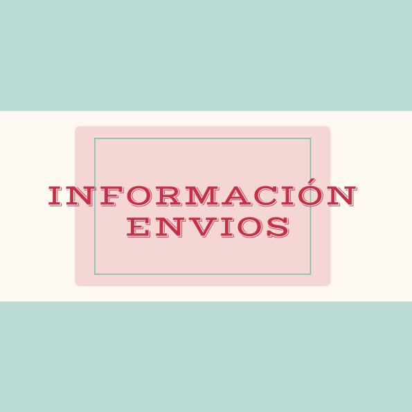 informacíon envíos
