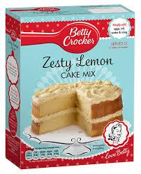 preparado para tartas de limon