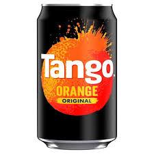 refresco sabor naranja