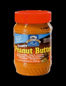 mantequilla de cacahuete cremosa