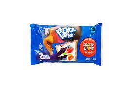Paquete con 2 unidades de Pop Tarts Sabor Froot Loops