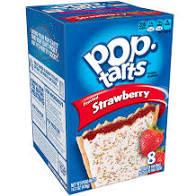 pop tarts fresa