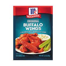 aderezo buffalo wing