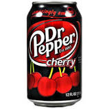 dr pepper cereza