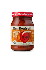 mrs renfros chile ghost pepper