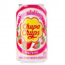 refresco chupa chups fresa