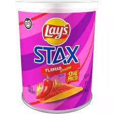 Lay's Stax Flamas Xtreme,