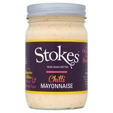 Stokes Mayonesa de chile
