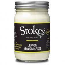 Stokes Mayonesa de Limón