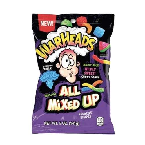 Warheads Mixed Up