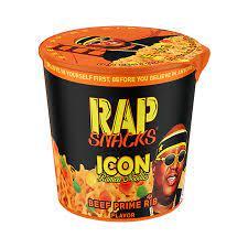 Rap snack noodles, E-40