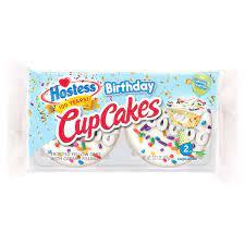 Cupcakes tarta de cumpleaños