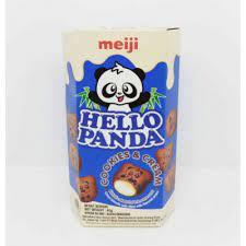 hello panda cookies nad creme