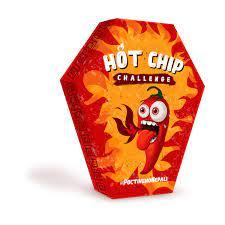 el reto del chip mas picante del mundo