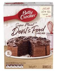 preparado tarta de chocolate