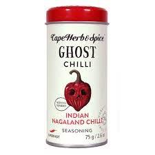 sazonador chile fantasma